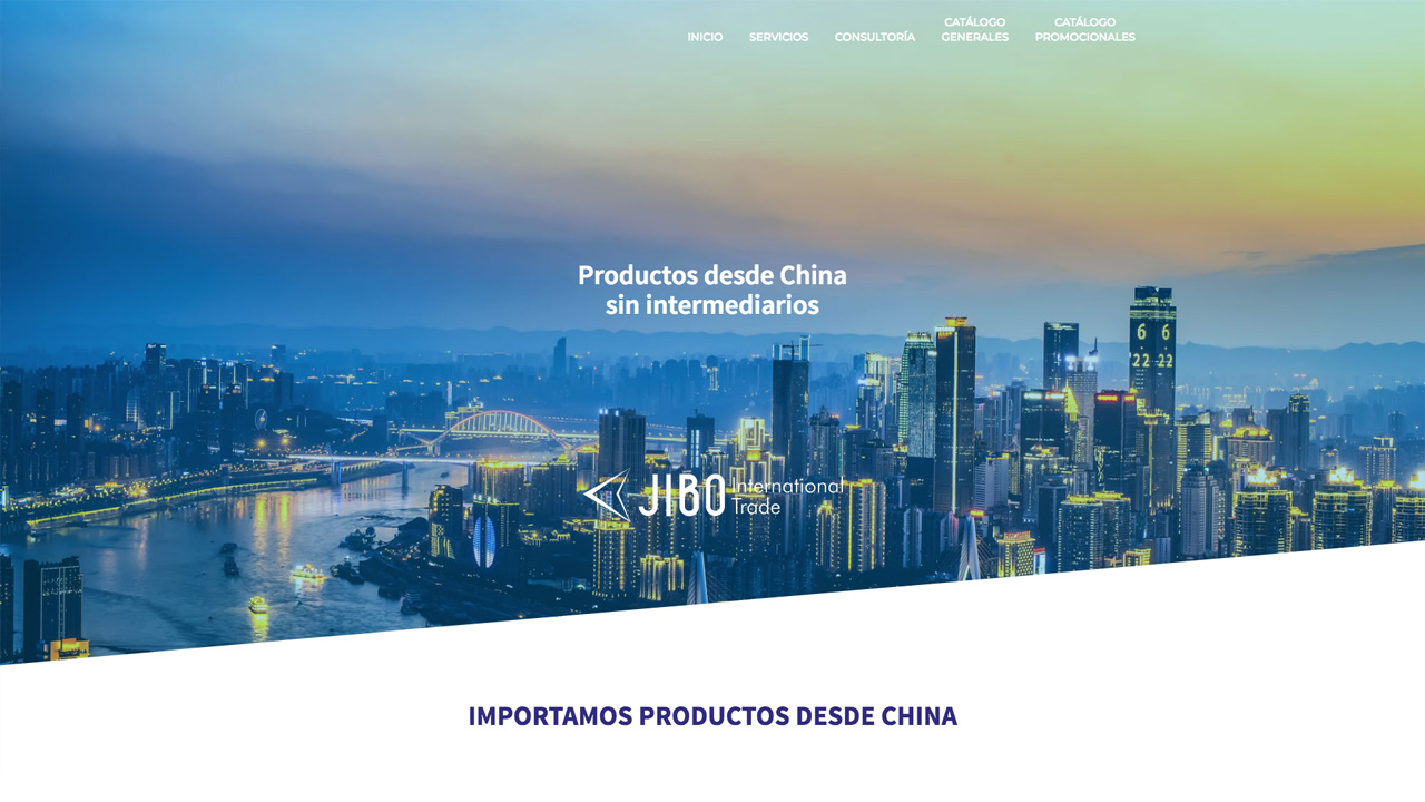 Casa Productora JIBO International Trade